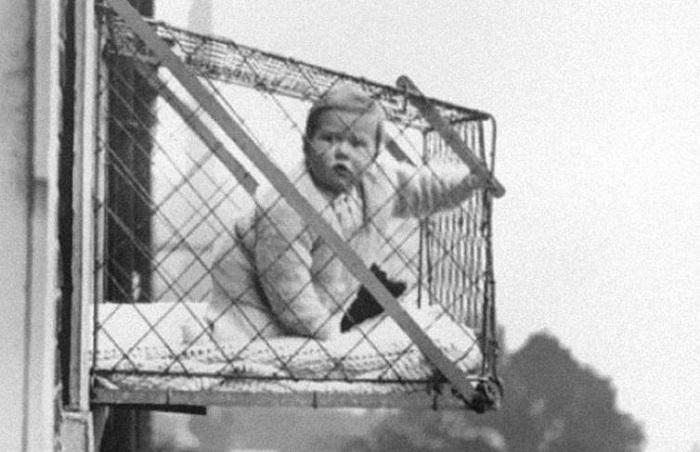 Дверь в прошлое: уникальные исторические фотографии