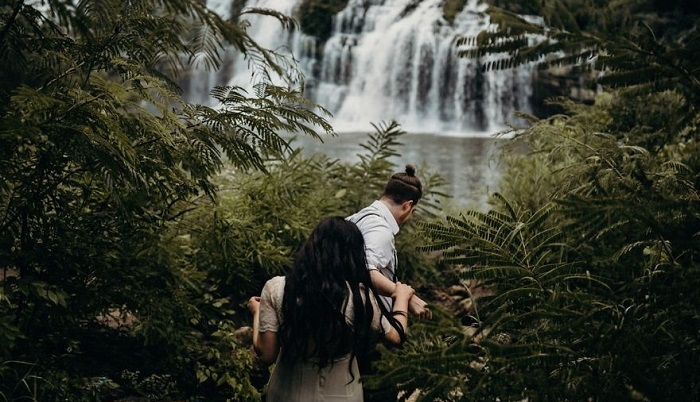 50 свадебных снимков в красивейших локациях