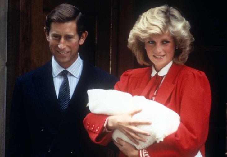50 самых интересных фото из жизни принца Гарри