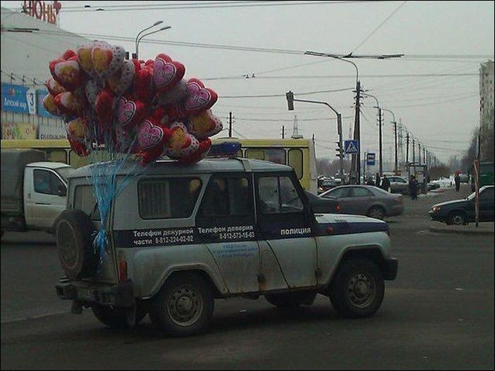 Смешные фото из России: большая подборка снимков