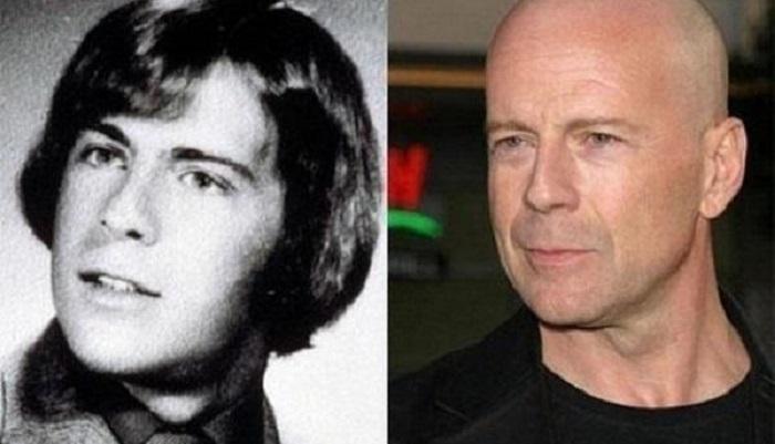 Знаменитые люди в детстве и сейчас, 30 фото