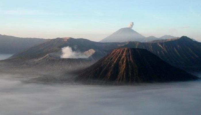 50 самых красивых фотографий вулканов