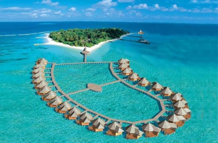 50 самых красивых пляжей мира