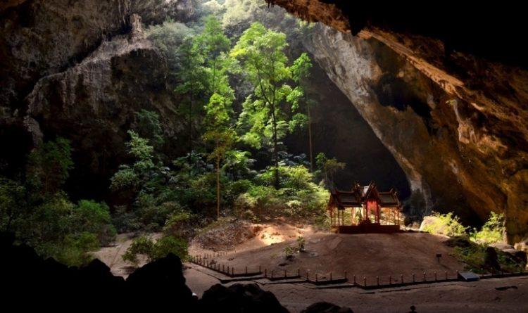 50 фото фантастически красивых пещер и гротов на планете