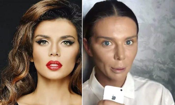 Как выглядят российские и зарубежные звезды без макияжа, 40 фото