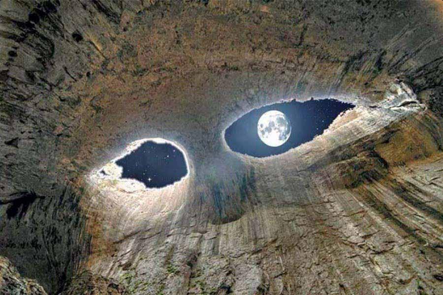 Совершенно инопланетные пейзажи Земли