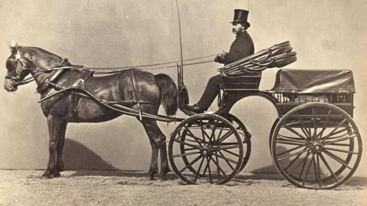 Как выглядел общественный транспорт в царской России: уникальные фото