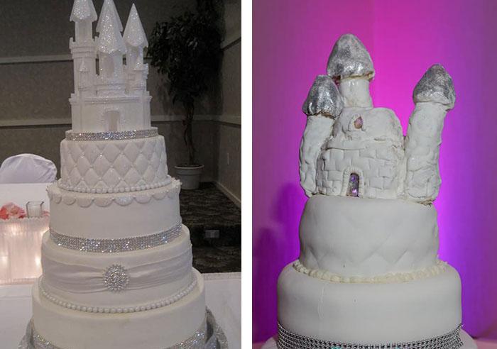 ужасные свадебные торты