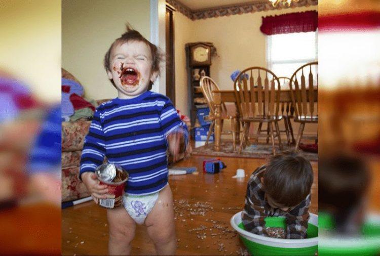40 родителей, познающих радости жизни с детьми