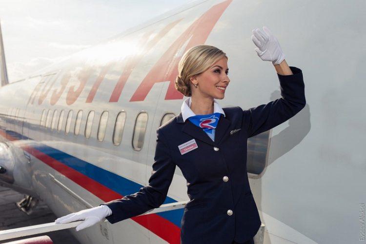 самые горячие стюардессы