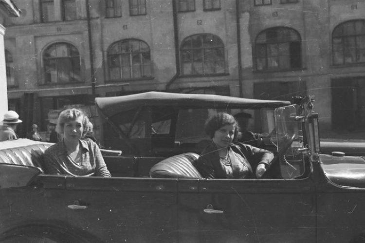Zhizn' v 1930-kh godakh v SSSR Yevrope i Amerike