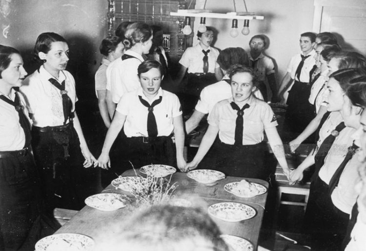 нацистская школх невест